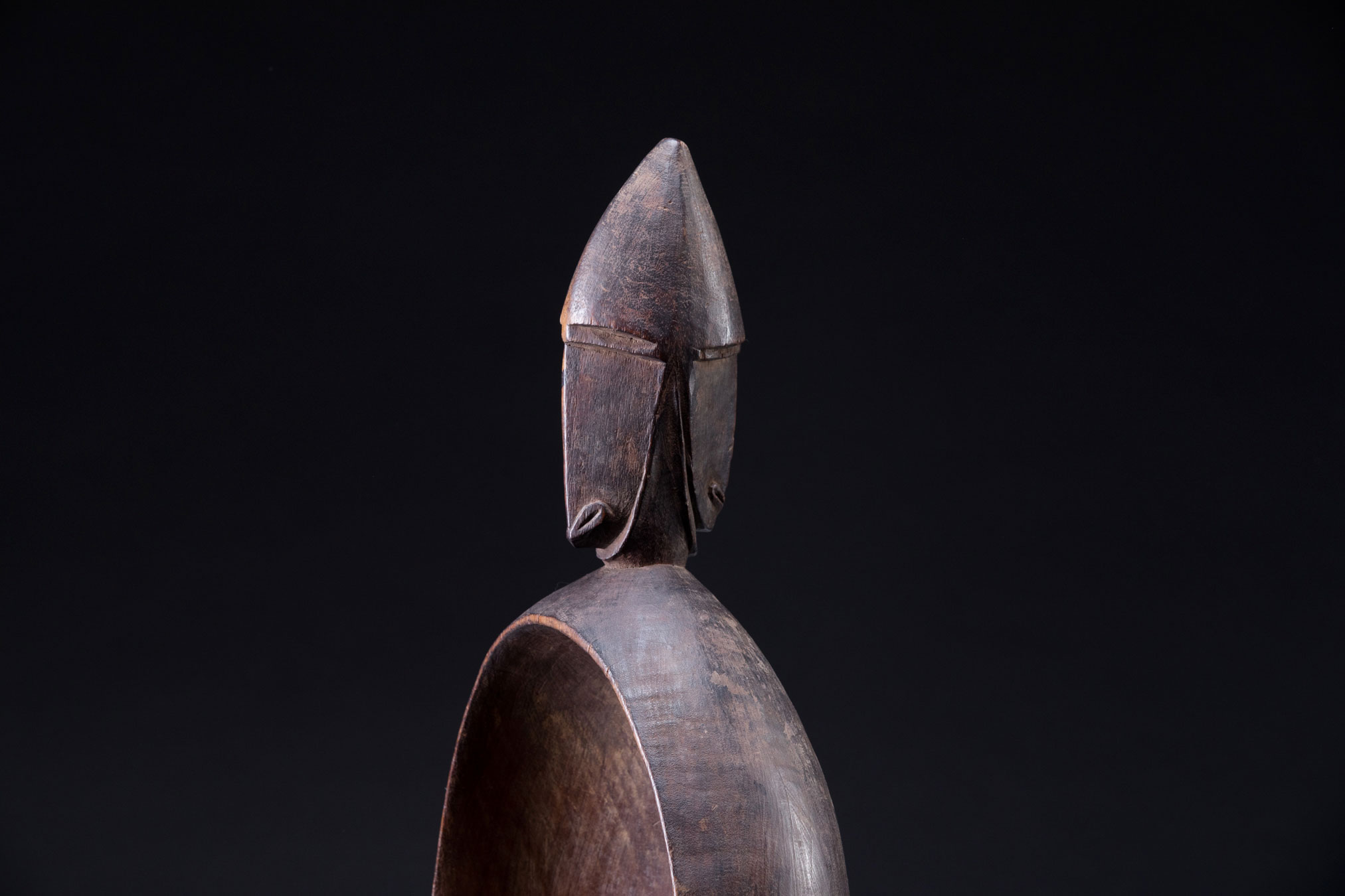 Papua New Guinea art objects and artifacts | Mountain Arapesh bowl