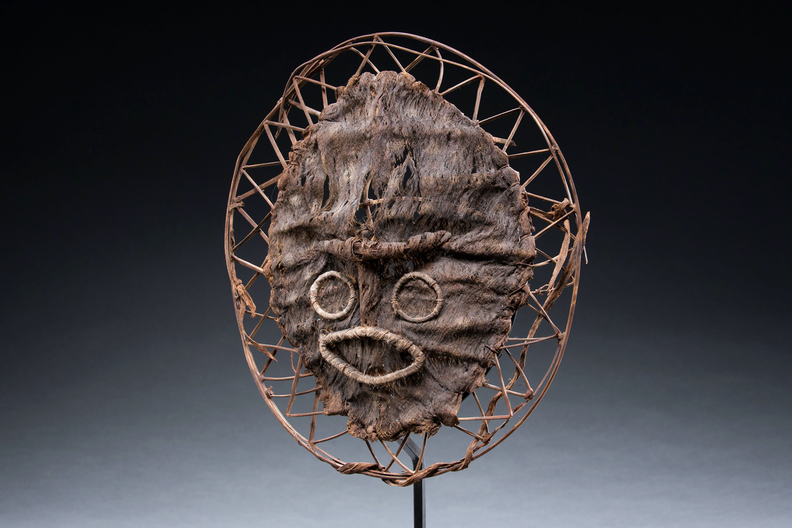 New acquisitions of South Pacific Tribal Artifacts | Papuan Gulf mask