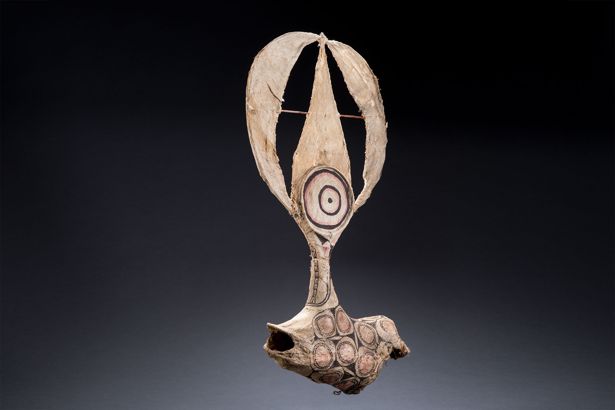 New Guinea art objects and artifacts | Baining Masks