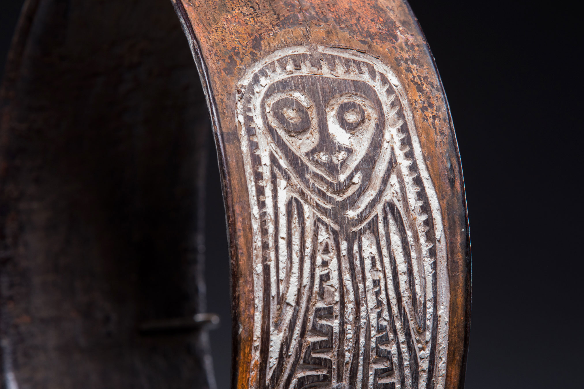 Papua New Guinea art objects and artifacts | bark belts