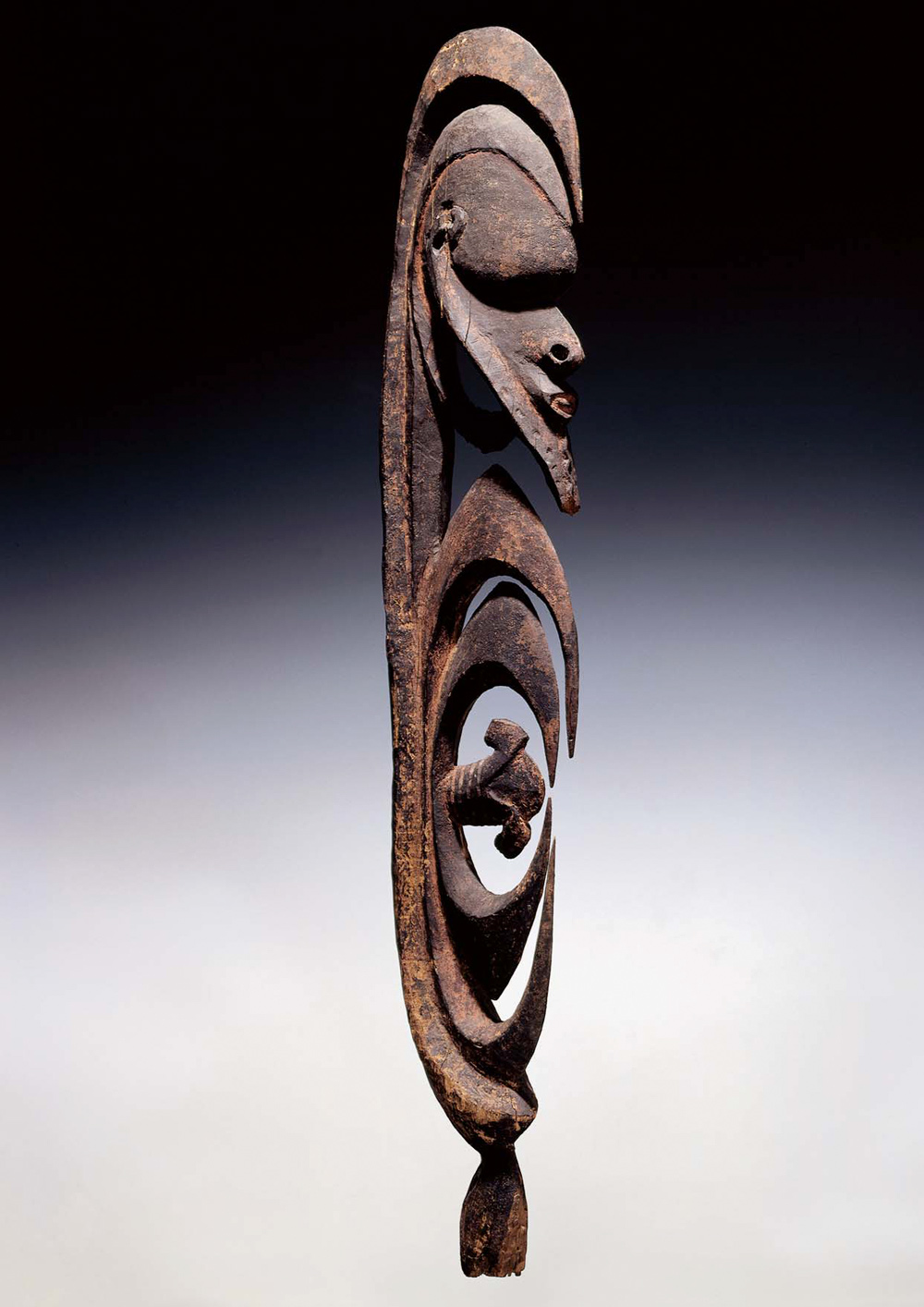 Michael Hamson Publications | The Elegance of Menace: Aesthetics of New Guinea Art